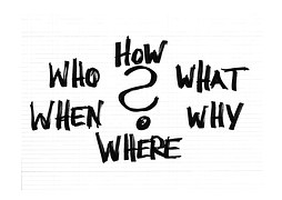 questions-who-what-when-how